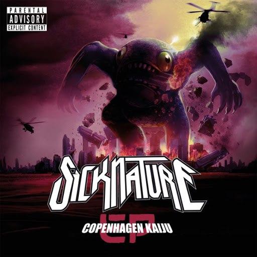 Sicknature альбом Copenhagen Kaiju