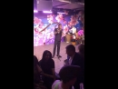 Lartist Yan - сольный концерт в ресторане Valenok