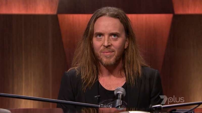 Tim Minchin Interview Channel 7Plus 15 minutes of shame