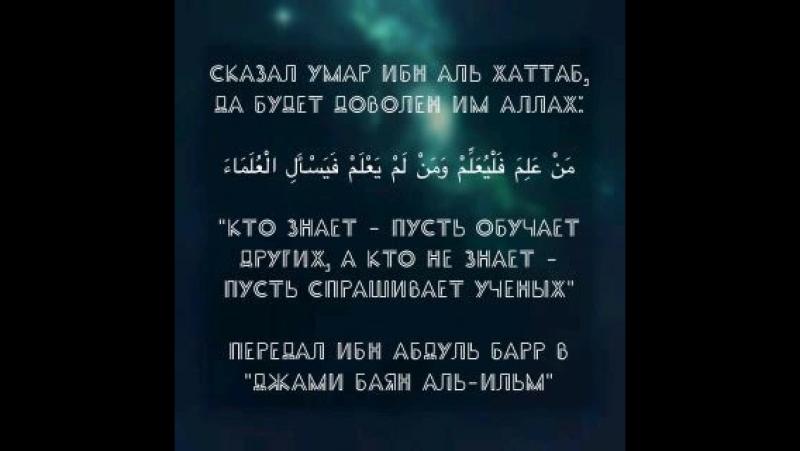 Аль Имран ( 3 - 8)
