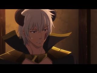 [AniDub] Isekai Maou to Shoukan Shoujo no Dorei Majutsu [01]   Как НЕ призвать Князя Тьмы из другого мира [MVO]