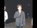FANCAM 180730 Chen during Ment @ SMTOWN in Osaka D3 Cr carly61x21 EXO      weareoneEXO      EXOPLANET      EXO COM