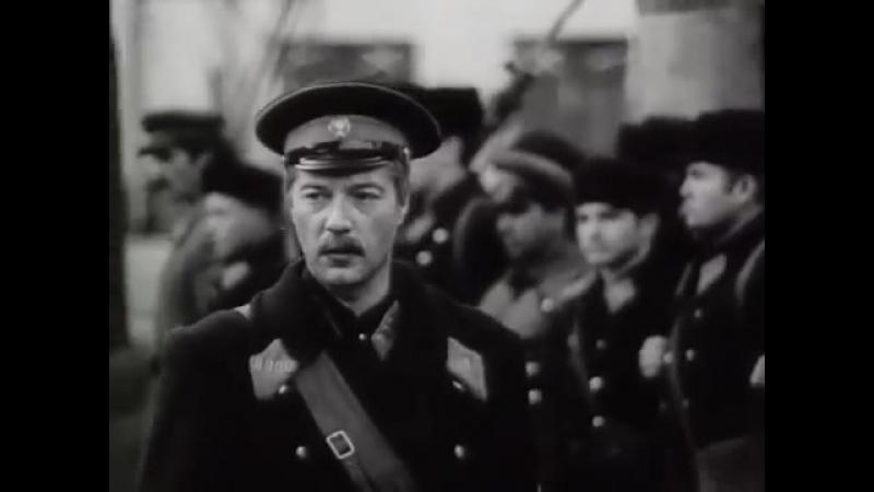 Рожденная революцией. 7 серия. В ночь на 20-е.. СССР. Х/ф.