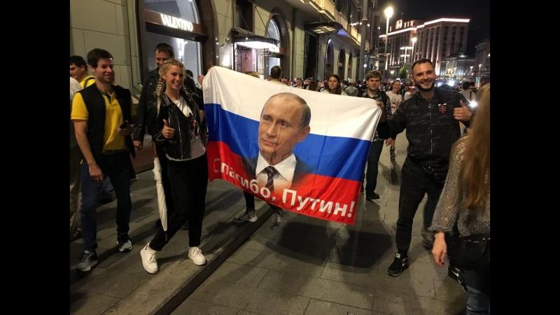 Я побывал на обсуждении в группе Антимайдан в России