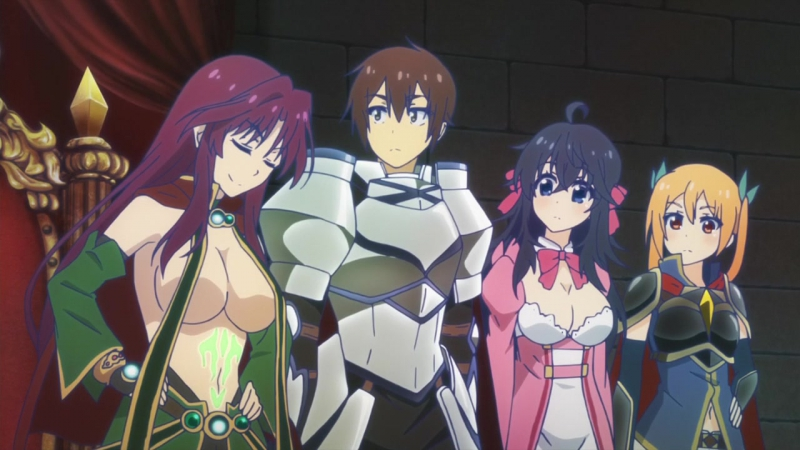 [AniDub] А ты думал, что твоя жена в онлайн-игре на самом деле не девушка? / Netoge no Yome wa Onnanoko ja Nai to Omotta? [12]