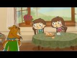 Малыши и Летающие звери - Закон бутерброда (56) - Мультики для детей