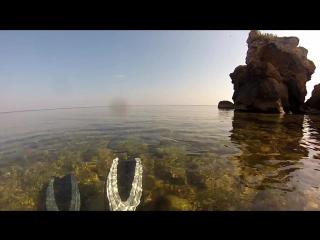 Крым. Генеральские пляжи.