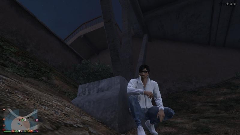 Grand Theft Auto: Online [Исследуем океан] Нашли затонувший корабль призрак!