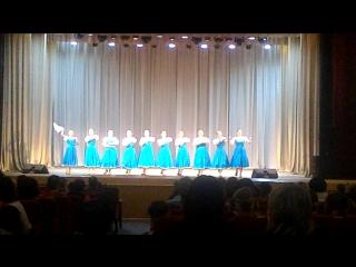 Танцевальный коллектив Любовинка Районного муниципального бюджетного учреждения культуры Краснохолмский межпоселенческий Дом
