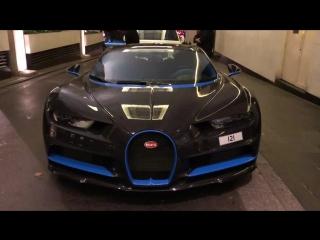 CoD | $3.5 Million FULL CARBON Bugatti CHIRON HITS LONDON!
