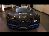 CoD | $3.5 Million FULL CARBON Bugatti CHIRON HITS LONDON!