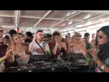 Peggy Gou causes mayhem at Lost Found Festival with her remix of Shakedowns At Night. Epic!