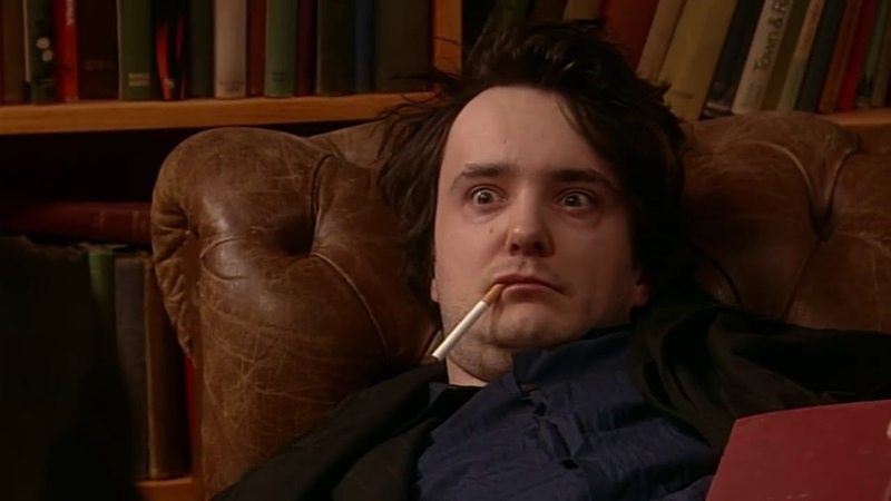 Black Books out of context