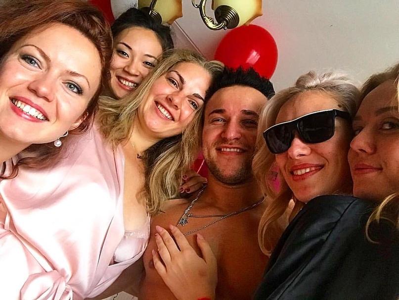 Женя Богомазов   Москва