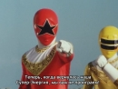 Dragonfox Chouriki Sentai Ohranger 47 RUSUB