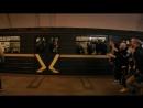 Околофутбол Драка в метро