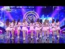 MShow 180302 우주소녀 WJSN - 설레는 밤 Starry Moment Music Bank @ Cosmic Girls