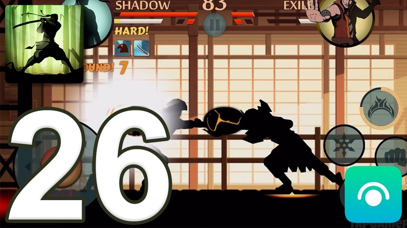 Shadow Fight 2 - Gameplay Walkthrough Part 26 - Act 4 (iOS, Android)