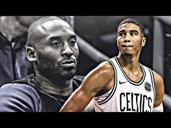 Kobe Bryant VS Jason Tatum - Identical Plays Rookie Season (2017-2018)