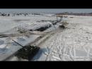 Отработка тактики ударно-огневых контуров на больших дистанциях на полигоне Погоново [720p]