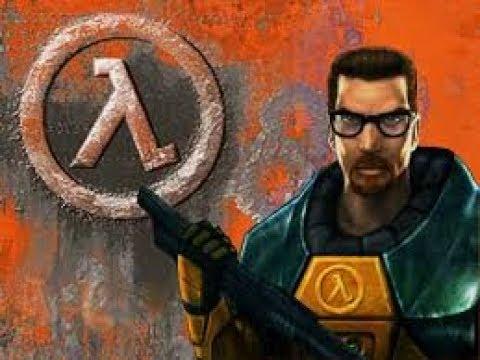 Half Life без коментариев 1 Монтировка к бою готова