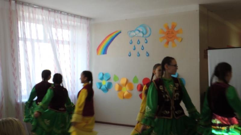 татар кызлары заманча бию