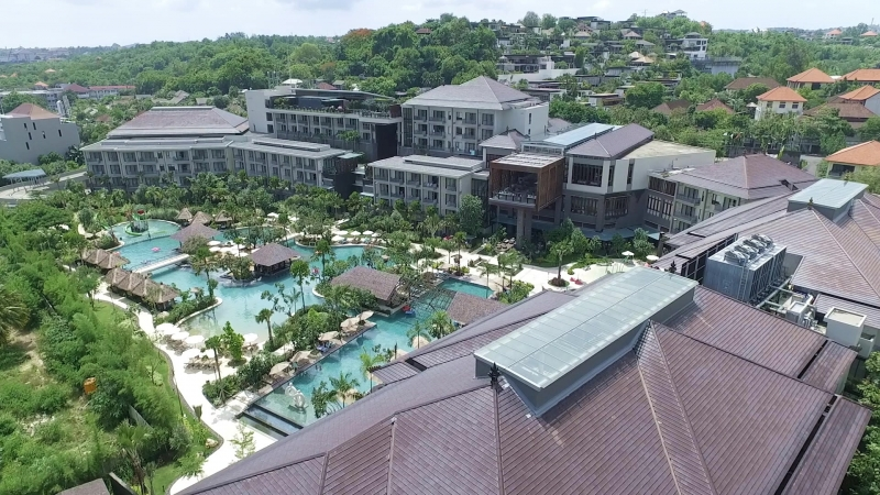 Mövenpick Resort Spa Jimbaran Bali 5*