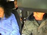Сотрудники ГИБДД задержали нетрезвую женщину, которая везла в машине троих детей