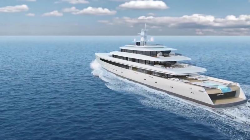 Oceanco Project Vitruvius