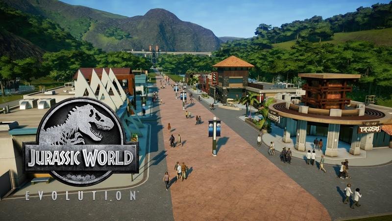 Jurassic World Evolution - Остров Исла-Таканьо с долгами и убытками! 16