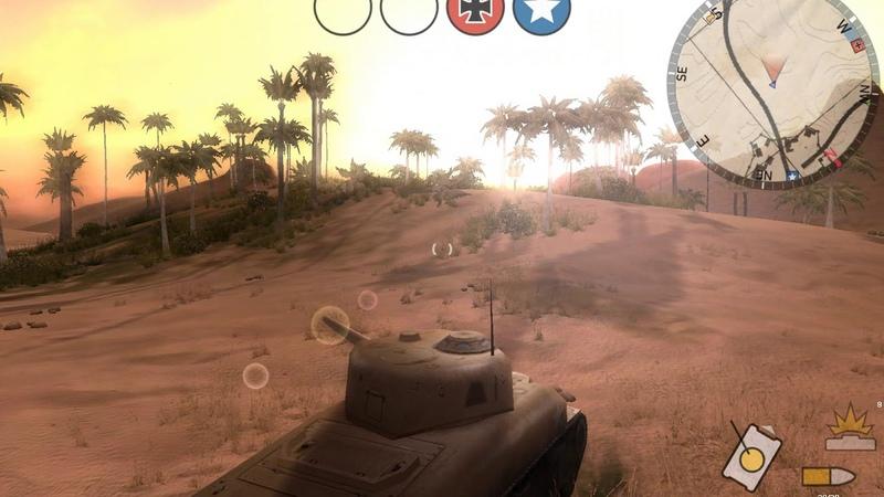 Panzer Elite Action - Dunes of War - Дюны в Огне {HardMode} 23