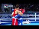 Men's Middle (75kg) - Quarter Final - Artem CHEBOTAREV (RUS) vs Azizbek ABDUGOFUROV (UZB)