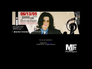 Michael Jacksons Victory Day - The MJJSource Celebration (June 2005)