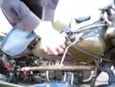 Мотоцикл на дровах (газогенератор)