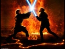 Star Wars Revenge of the Sith Soundtrack Anakin vs Obi Wan the great duel