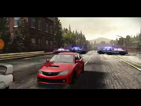 NFS Most Wanted Гоняю Под Музон с Рэпом №3