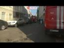 Эвакуация жилых домов из-за опасности обрушения в Москве - Live