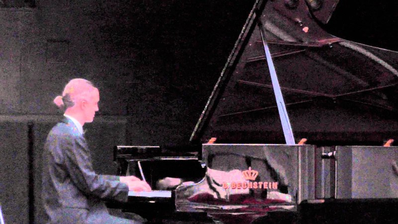 Шопен. Баллада №1 (соль минор), op.23. Александр Лубянцев