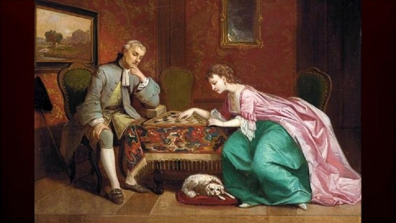 Florent Joseph Marie Willems (1823-1905)