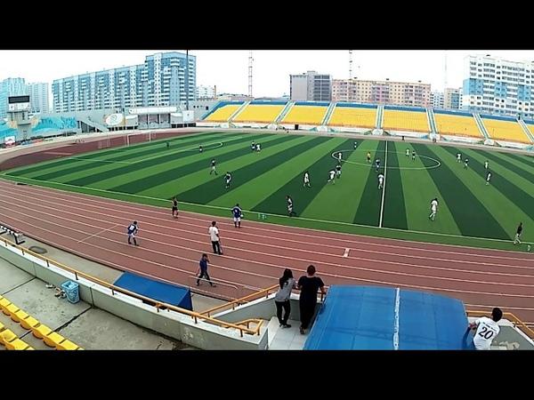 Гол Гаврила Шкулёва Северо Восток в ворота Хатаса 4 1 етвёртый гол