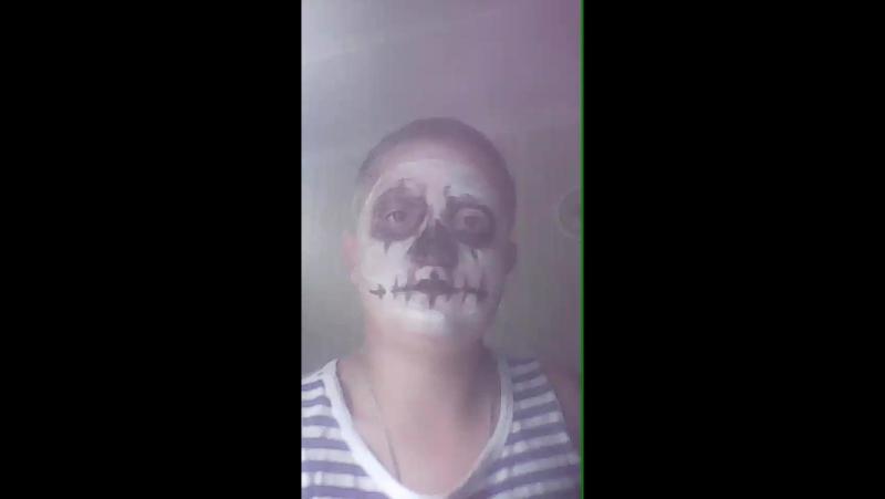 подготовка к Хеллоуину