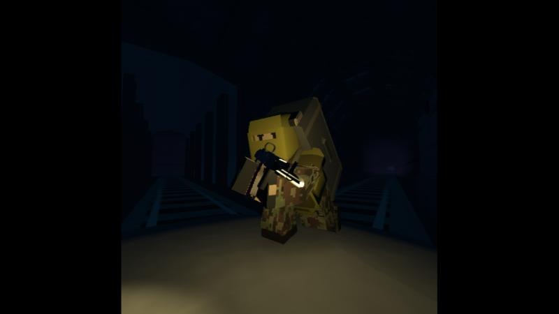 (Unturned) Metro 2033 RP-fan(Станция вндх)