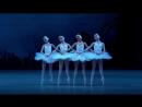 Танец маленьких лебедей - балет Лебединое озеро П.И.Чайковский HD