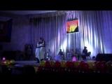 Шаманский танец - превращение в Оленя. Ashaleli Show & Totemic band.