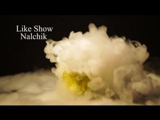 Цветопревращение сухого льда Хрустальная роза Заказать вы можете на страничке https://vk.com/likeshow_nalchik