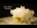 Цветопревращение сухого льда Хрустальная роза Заказать вы можете на страничке likeshow nalchik