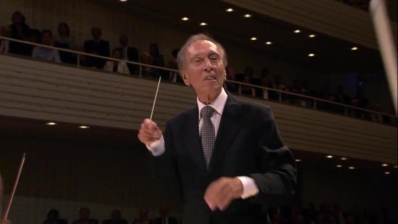 Малер - Девятая Симфония (Клаудио Аббадо и Люцернский Фестивальный Оркестр, 2010)