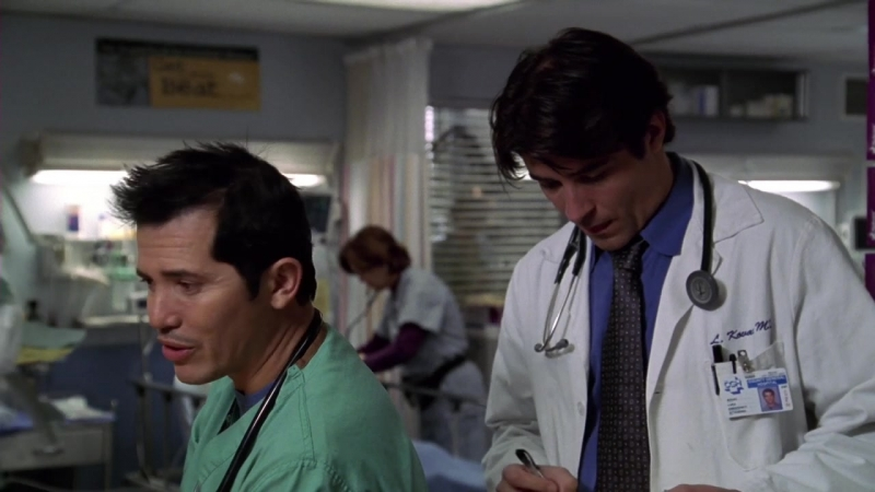 Скорая помощь ER 12 сезон 9 серия Да я согласна I Do