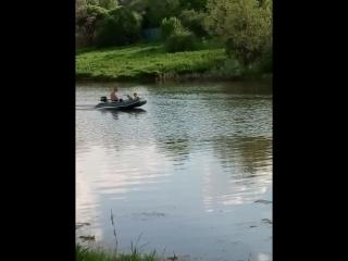 Наконец спустили на воду