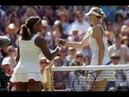 Serena Williams vs Maria Sharapova 2010 Wimbledon Highlights
